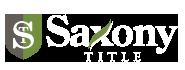 Saxony Title